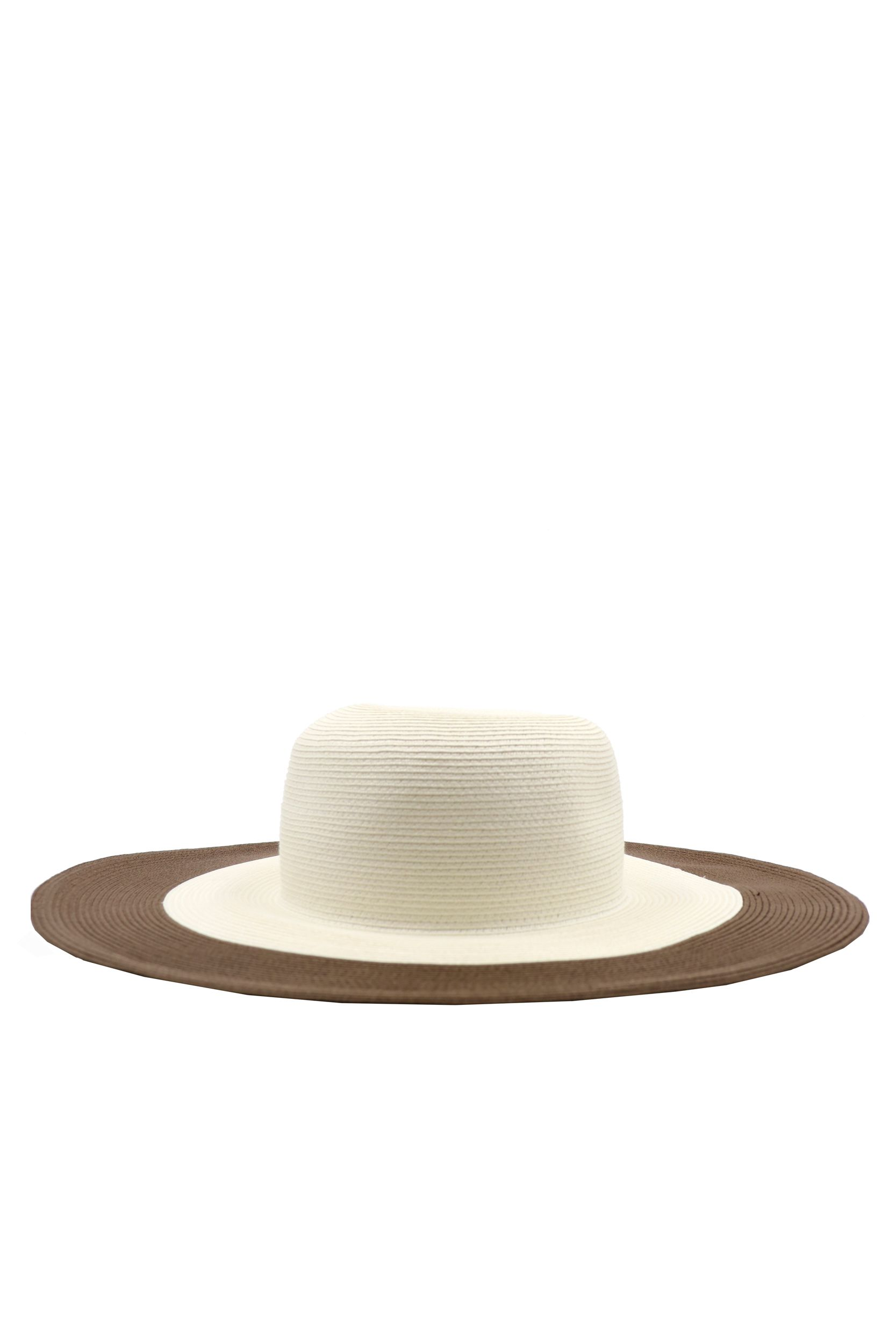 Eleventy ELEVENTY WOMEN'S A80CPLA02TES0A15201 WHITE OTHER MATERIALS HAT