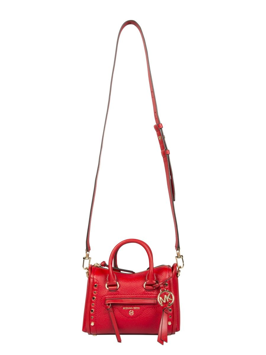 Michael Kors MICHAEL KORS WOMEN'S 32T0GCCC0L683 RED OTHER MATERIALS HANDBAG