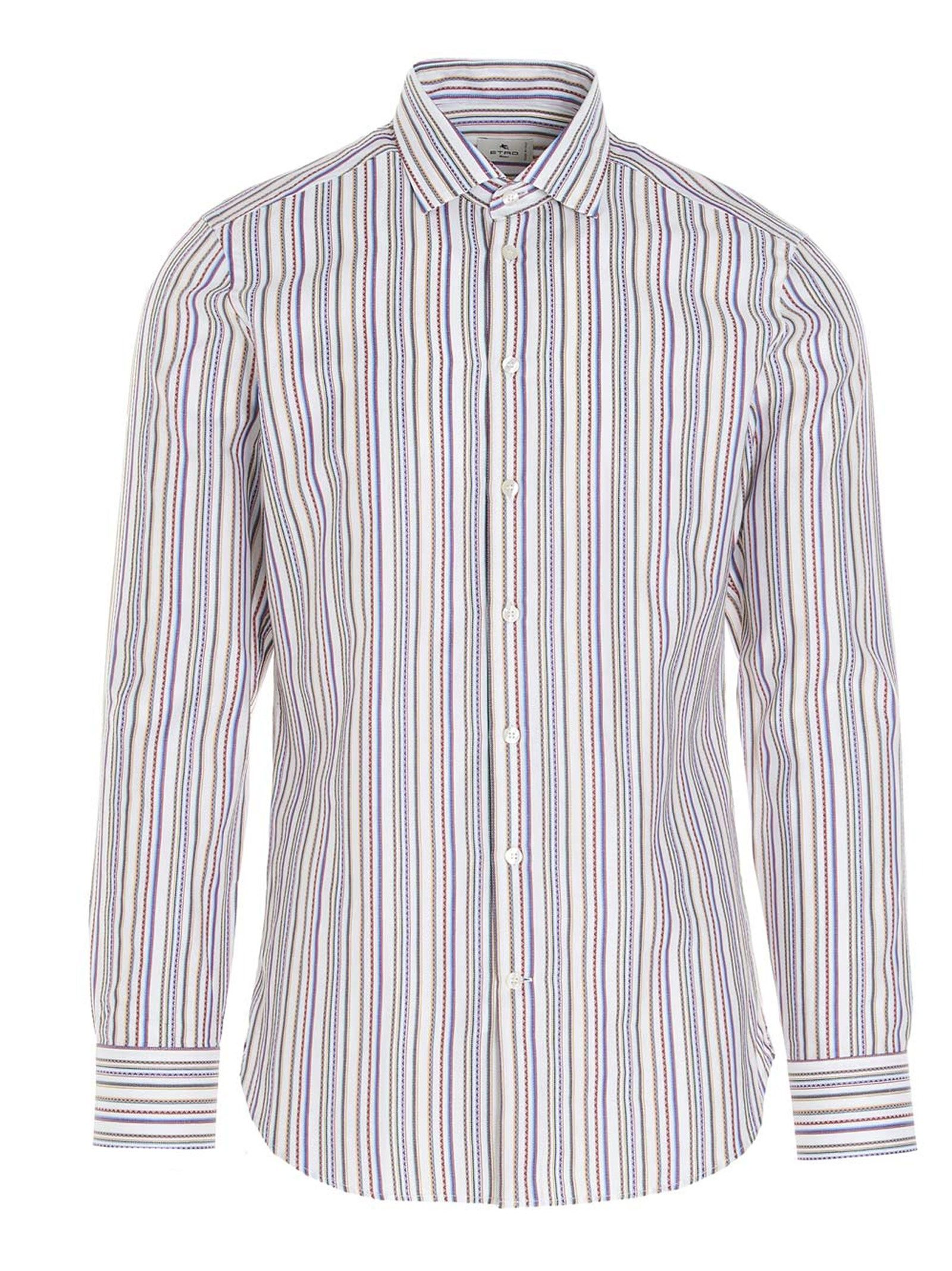 Etro ETRO MEN'S 1145161168000 MULTICOLOR OTHER MATERIALS SHIRT
