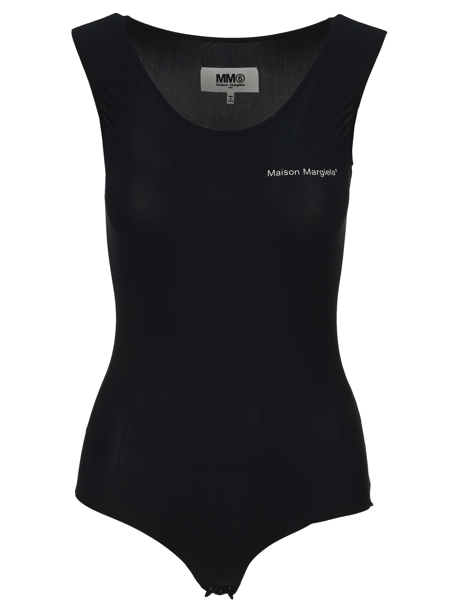 Mm6 Maison Margiela LOGO BODYSUIT