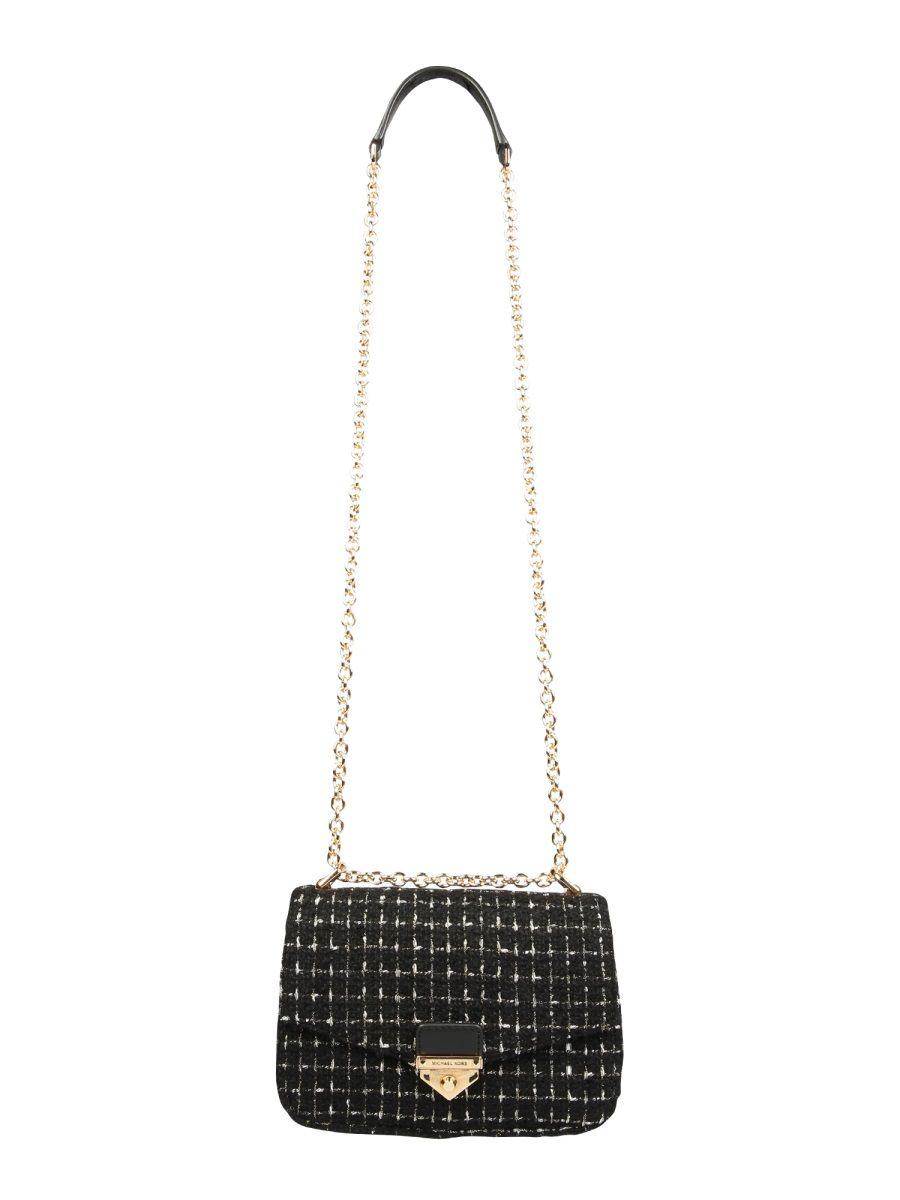 Michael Kors MICHAEL KORS WOMEN'S 30H0G1SL1C001 BLACK OTHER MATERIALS SHOULDER BAG