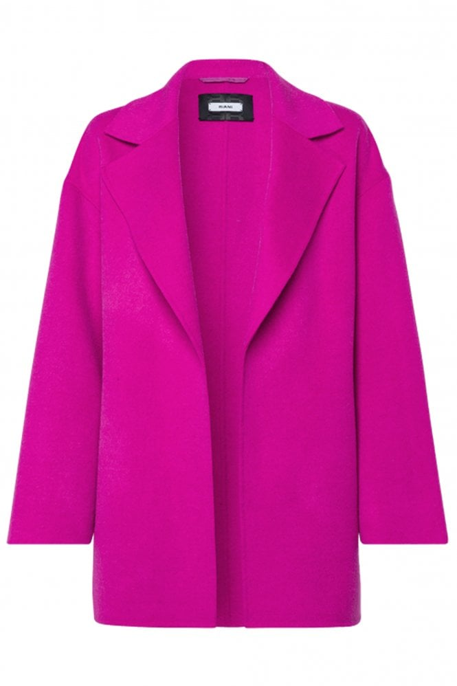 Riani Purple Orchid Open Coat